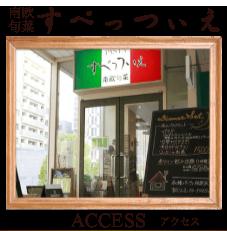 Photo:店舗外観 + 店名キャプション
